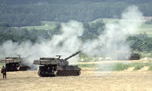 M109KAWESTinaktion