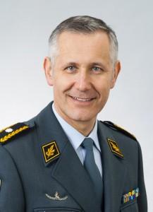 Brigadier (Br) Alain Vuitel