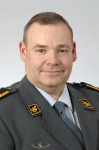 Brigadier (Br) Jean-Philippe Gaudin